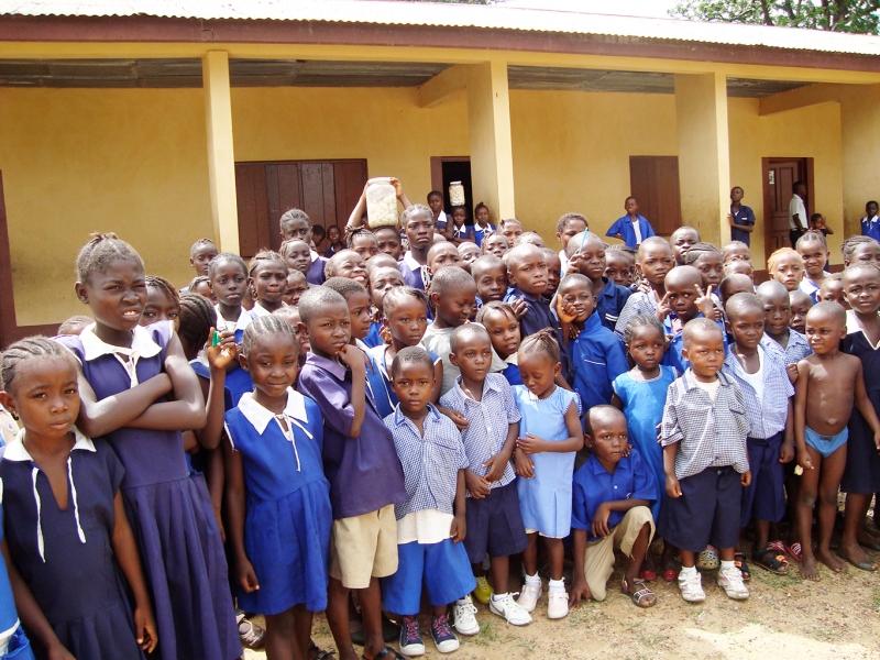 ST Stephen-s Primary Sch -- Gobaru 8