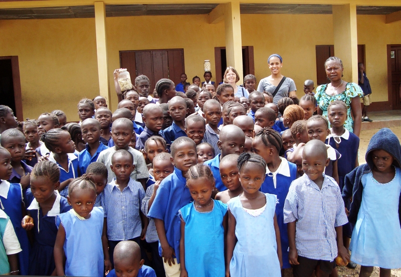 ST Stephen-s Primary Sch -- Gobaru 9