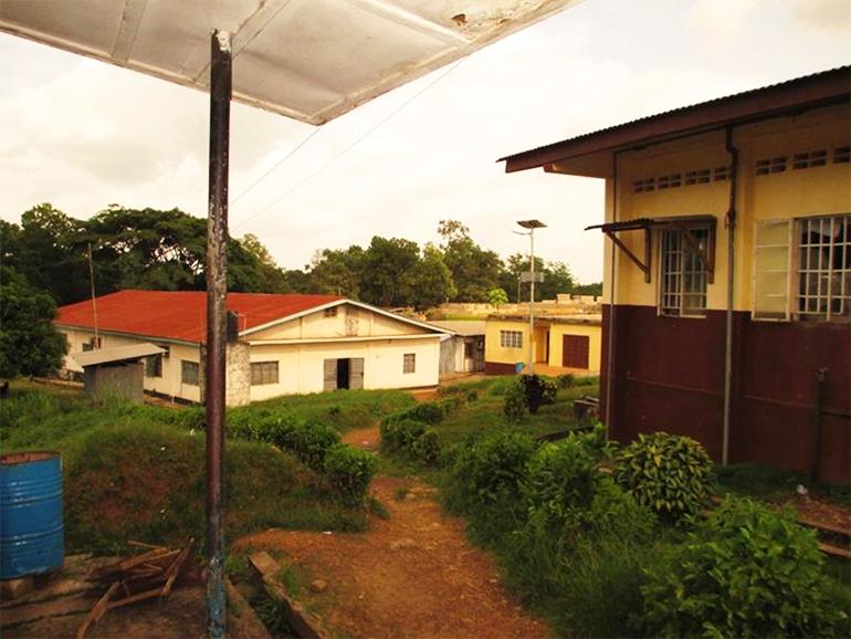 Pujehun Hospital Operating Theater - SL - 149