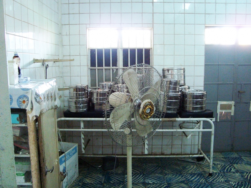 Pujehun Hospital Operating Theater - SL - 151