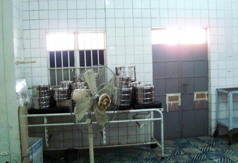 Pujehun Hospital Operating Theater - SL - 156